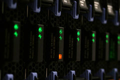 Hard disk error Royalty Free Stock Photo