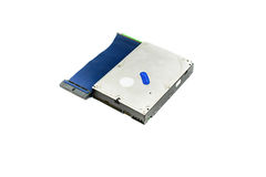 Hard disk ide port Stock Image