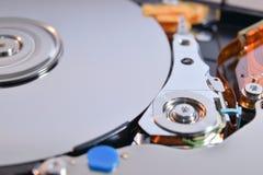 Hard disk inside Royalty Free Stock Image