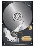 Hard disk Royalty Free Stock Photos