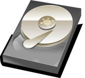 Hard Disk, Technology, Electronics Royalty Free Stock Images