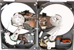 Hard disks Stock Images