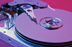 Hard drive Stock Photo