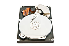 The hard drive Royalty Free Stock Photography