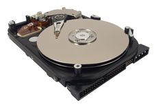 Hard drive 3 stock images