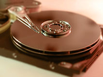 Hard Drive 4 Stock Images