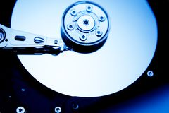 Hard drive Royalty Free Stock Photos