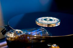 Hard drive Royalty Free Stock Photo
