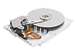 Hard drive Royalty Free Stock Image