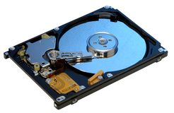 Hard Drive Stock Photography