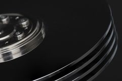 Hard drive Abstraction royalty free stock image