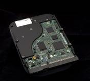 Hard drive circuit board Stock Image