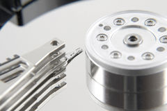 Hard drive for computer Stock Images