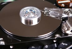 Hard Drive Disc Royalty Free Stock Photo