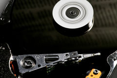 Hard Drive Disk Royalty Free Stock Photo