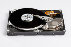 Hard drive disk Royalty Free Stock Images