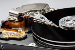 Hard drive disk Stock Photos
