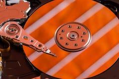 Hard drive Royalty Free Stock Photography