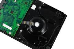 Hard drive isolated Royalty Free Stock Photo