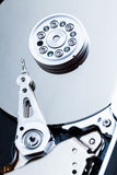 Hard Drive Mechanism Details Stock Photography