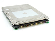 Hard drive for notebook Royalty Free Stock Photo