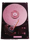 Hard drive. storage Royalty Free Stock Image