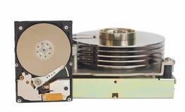 Hard drives Stock Photos