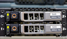 Hard drives Stock Photography