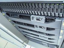 The hard drives Stock Image