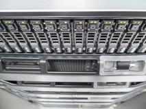 The hard drives Royalty Free Stock Photo