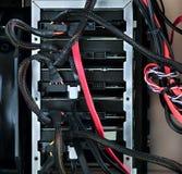 Hard drives Royalty Free Stock Image