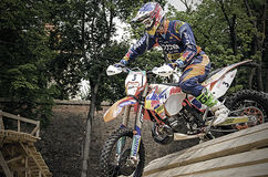 Hard enduro Royalty Free Stock Photos