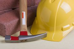 Hard hat Stock Image