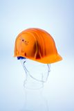 Hard hat of a construction worker Royalty Free Stock Image