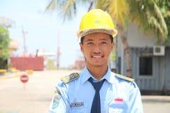 Hard Hat, Engineer, Construction Worker, Headgear royalty free stock photography