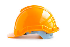 Hard hat for industrial workers, engineers & architect -  Royalty Free Stock Photos