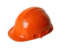 Hard Hat With Path Stock Photo