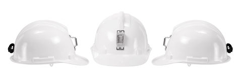 Hard Hats Royalty Free Stock Photos