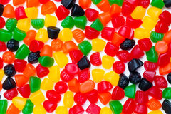 Hard jelly candies Royalty Free Stock Photography