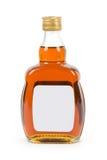 Hard Liquor Bottle royalty free stock photo