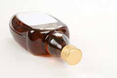 Hard Liquor Bottle Royalty Free Stock Photography