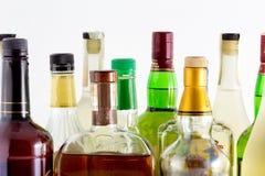 Hard Liquors Stock Photos