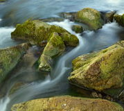Hard Road Water Royalty Free Stock Images