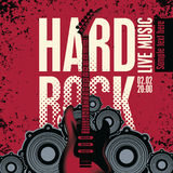 Hard rock Fotografie Stock