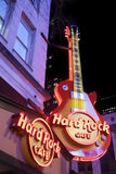 Hard Rock Atlanta Obrazy Royalty Free