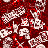 Hard_rock_background 库存照片
