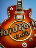 Hard Rock Café, Las Vegas -, Nevada Zdjęcie Royalty Free