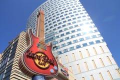 Hard Rock Cafe Fotografía de archivo libre de regalías