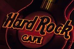 Hard Rock Cafe fotos de stock royalty free