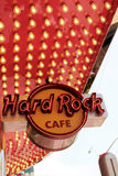 Hard Rock Cafe Images libres de droits